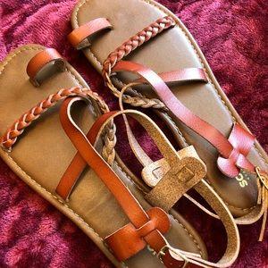 Sonoma Toe Womens Sandals Size M (7-8)